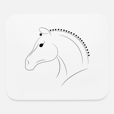 Competition Competition Horse - Mouse Pad