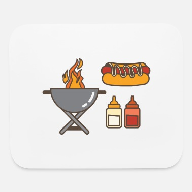 Tailgate Free Tailgate Food - Mouse Pad