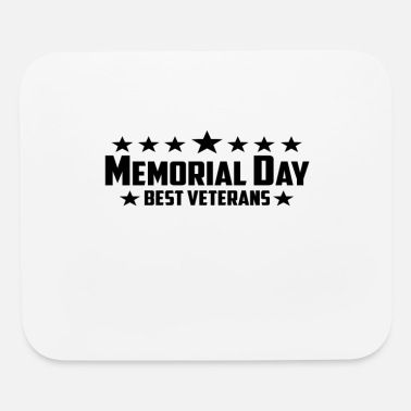 Memorial day - Mouse Pad