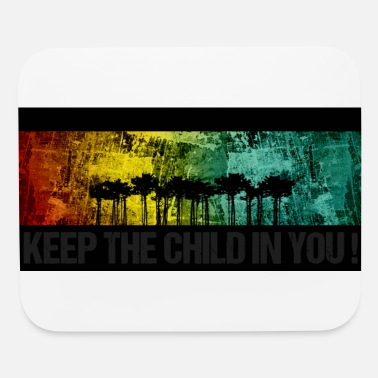 Childhood Preserve childhood - Mouse Pad