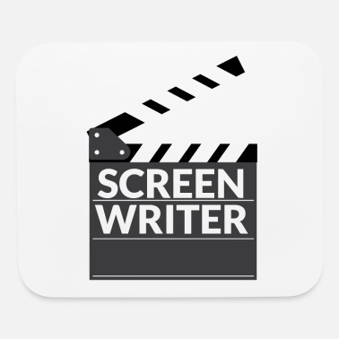 Executive Producer Gift for Screenwriters - Clapboard Name - Mouse Pad