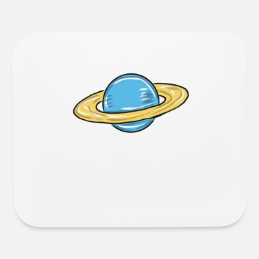 Planet Planet - Mouse Pad