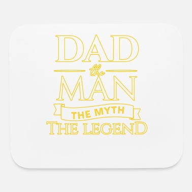 Dad Dad - Mouse Pad