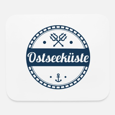 Baltic Sea Baltic Sea coast,coast,sea,baltic,germany - Mouse Pad