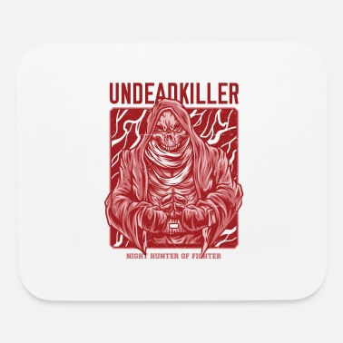 Undead Undead Killer - Mouse Pad