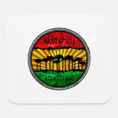 Atlantic Rastafari Atlantic - Mouse Pad