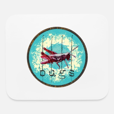 Bug bugs - Mouse Pad