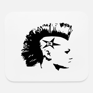 Mohawk ROCK THIS MOHAWK - Mouse Pad