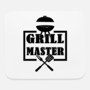 Grill God Grill master grill god hobby griller - Mouse Pad