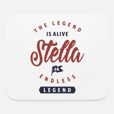 Stella The Legend is Alive Stella - Mouse Pad