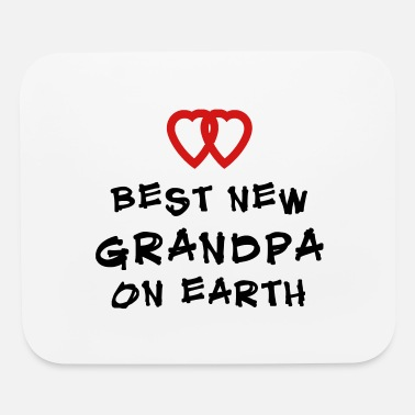 Best New Best New Grandpa - Mouse Pad