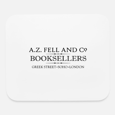 A Z Fell Book Shop - Mouse Pad