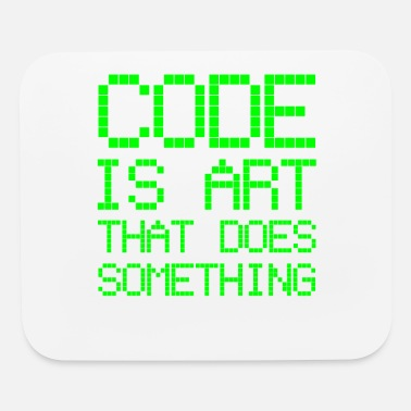Code Coding Code Programming - Mouse Pad