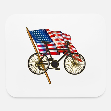 Bicyclette Biking Cycling - Mouse Pad