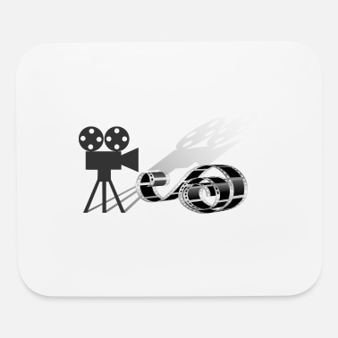 Film Film strip and film camera - Mouse Pad