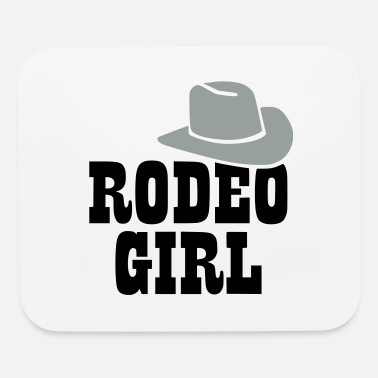 Rodeo Rodeo Girl - Mouse Pad