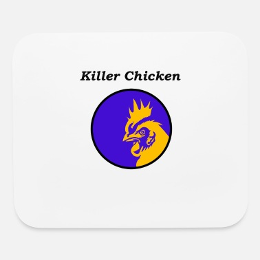 Killer Chicken - Mouse Pad
