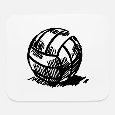 Volley volley - Mouse Pad