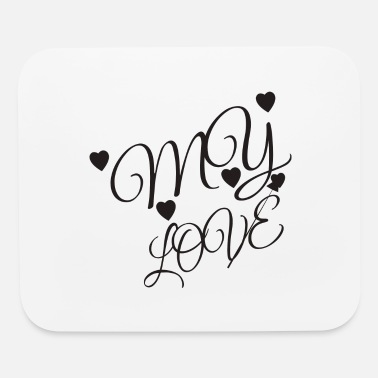 Lover lover - Mouse Pad