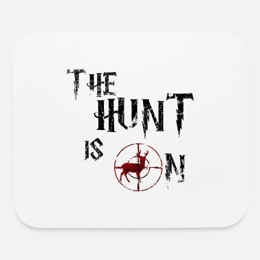 Hunting The hunt is on - Mouse Pad