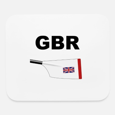Great Britain Great Britain - Rowing - Aviron - Oar - Big Blade - Mouse Pad