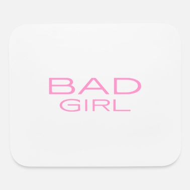 Witty Bad Girl - naughty - witty - mean - Mouse Pad