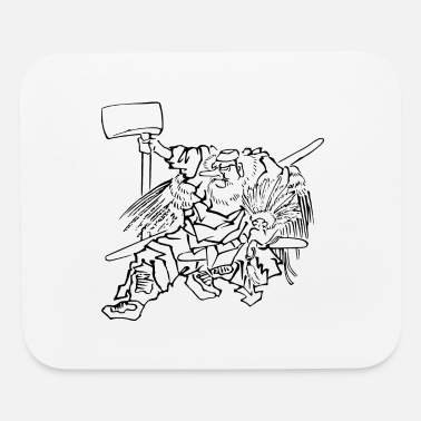 Tradition Traditional Tengu - Mouse Pad