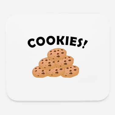 Cookie COOKIES! - Mouse Pad