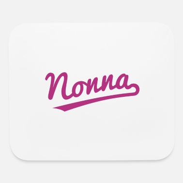 Nonna Cute Purple Gift Idea For Grandmother - Mouse Pad