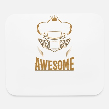 Legends Are Born In October Born in March 1980 40th Years of Being Awesome - Mouse Pad