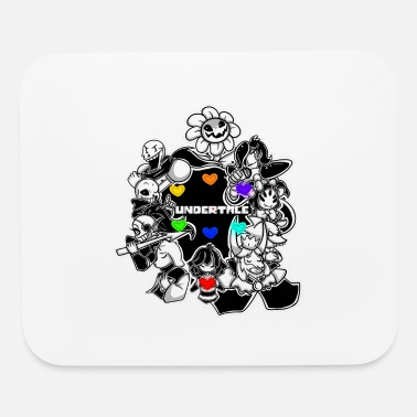Shop Undertale Mouse Pads online | Spreadshirt
