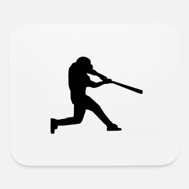 Batter Baseball Batter - Mouse Pad