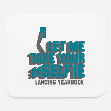 Lance Lancing Yearbook - Mouse Pad