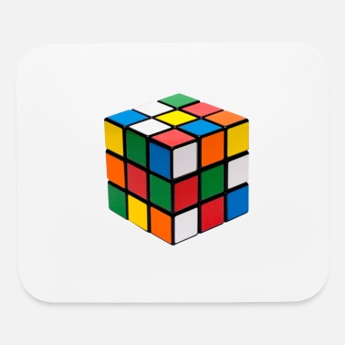 Cube Cube Puzzle - Mouse Pad