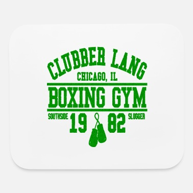 Clubber Lang CLUBBER LANG BOXING GYM - Mouse Pad