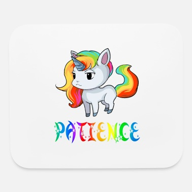 Patience Patience Unicorn - Mouse Pad