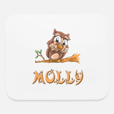 Molly Molly Owl - Mouse Pad