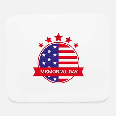 Day ~ Memorial Day: Memorial Day - Mouse Pad