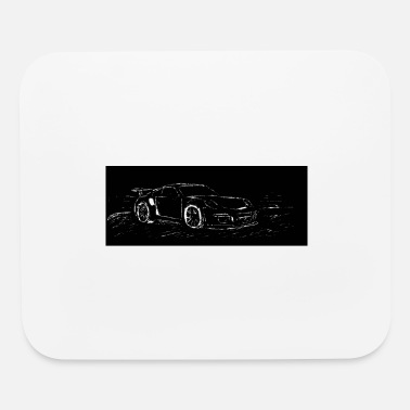 Race Car Driver Race Car - Mouse Pad