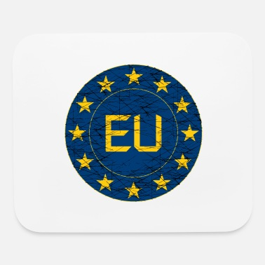 Eu Flag of EU - Mouse Pad