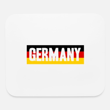 Germany Germany Soccer Football Team champion gift idea - Mouse Pad