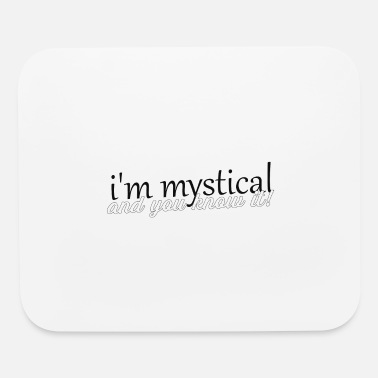 Mystic mystical - Mouse Pad