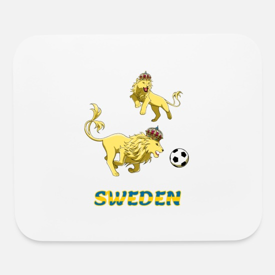Gift Idea Mouse Pads - Sweden - Mouse Pad white