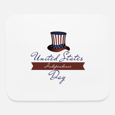 United United States Independence Day - Mouse Pad