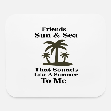 Friends friends - Mouse Pad