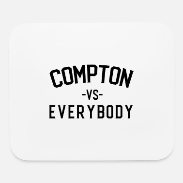 Detroit Vs Everybody Compton vs Everybody shirt - Mouse Pad