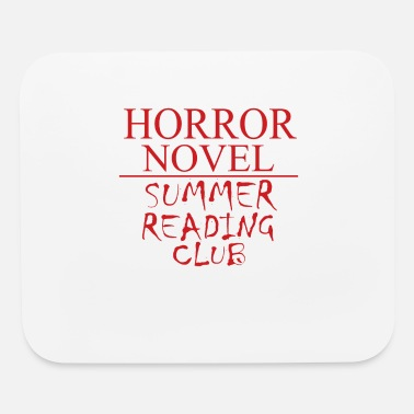 Novel Horror novel - Mouse Pad