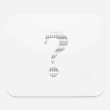 Exclamation Mark Question marks and exclamation marks - Mouse Pad