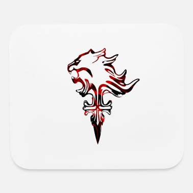 Final Fantasy Viii Lionheart - Mouse Pad