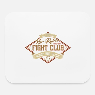 Club fight - Mouse Pad